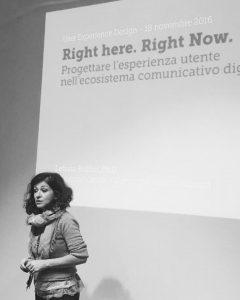 Letizia Bollini: prima edizione del corso di Alta Formazione in Ux Design del Politecnico di Milano