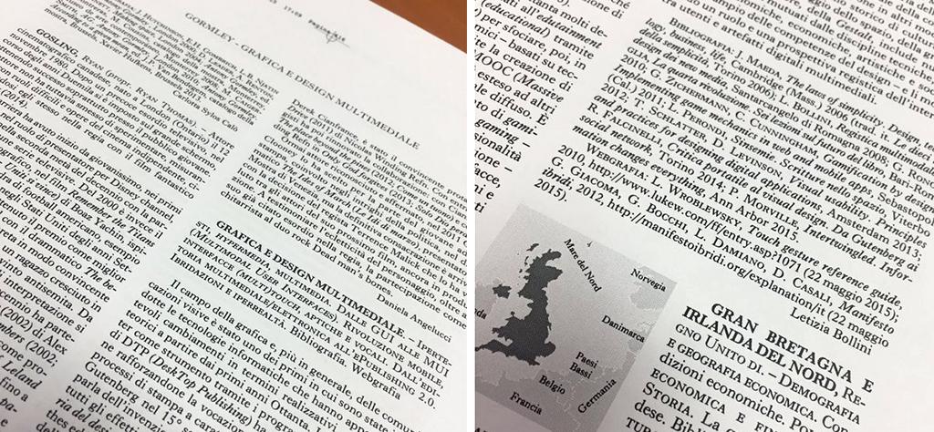 """Voce """"Grafica e Design Multimediale"""" nella XI Appendice dell'Enciclopedia Treccani"""