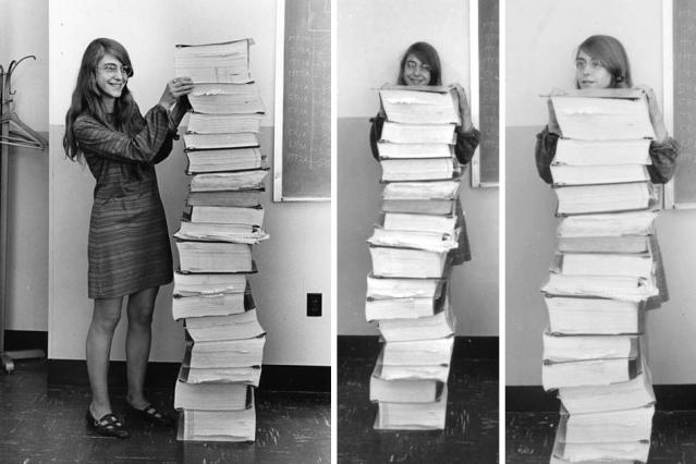Margaret Hamilton e il codice della missione Apollo