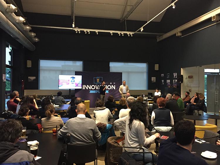 Innovation Pub: Innovazione nella didattica, 2 maggio 2017