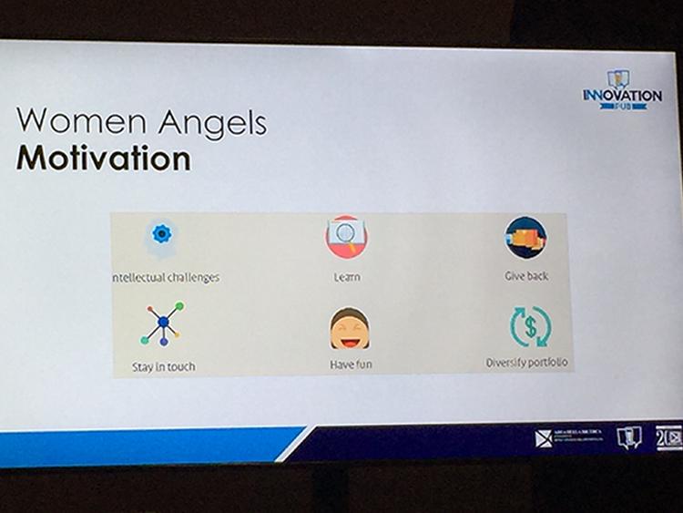 Diventare Woman Angels: le motivazioni
