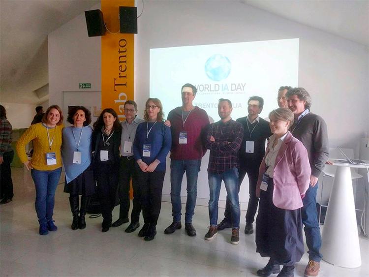 WIAD Trento 2018 - e un grande grazie agli organizzatori!!!