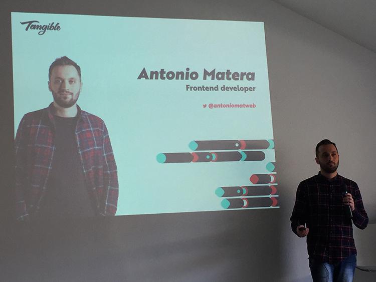 Antonio Matera: Design inclusivo. L'accessibilità come opportunità di progettazio