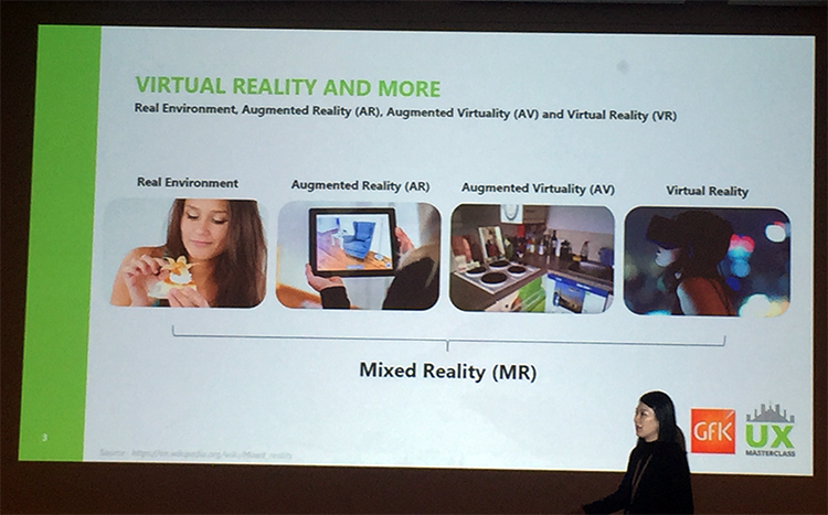 Mafee Wan: Virtual Reality e UX alla Ux Masterclass 2018. La Mixed Reality