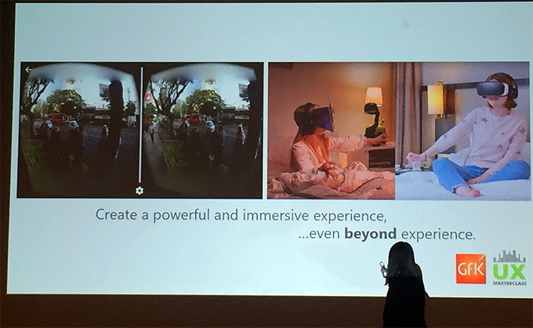 Virtual Reality e UX: l'esperienza oltre l'esperienza