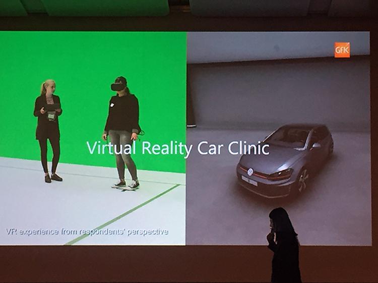 Virtual Reality e UX: Mafee Van alla Ux Masterclass 2018