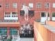 Quartiere di Milano-Bicocca: il gruppo scultoreo di Edoardo Tresoldi e Gonzalo Borondo