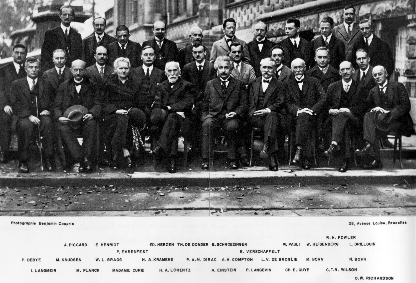 Conferenza di Solvay, 1927