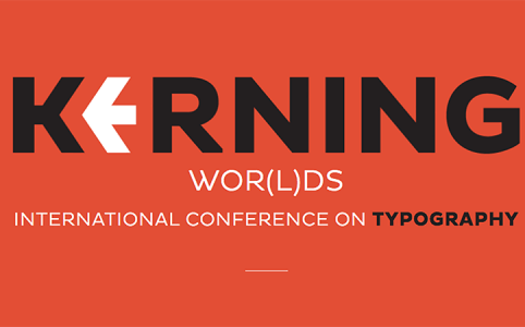 Kerning Conference 2019 WOR(L)DS Faenza