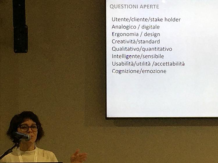 WUD 2019 Torino: Silvia Gilotta, presidente SIE Piemonte