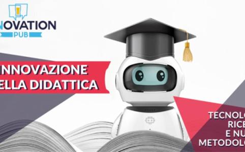 Innovation Pub: tecnologie robotiche nella didattica