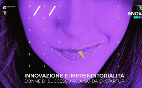 Innovation Pub: donne e start up