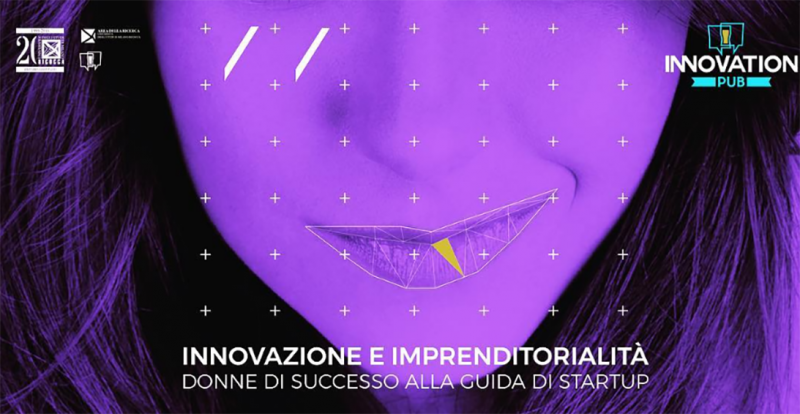 Innovation Pub: donne e start up