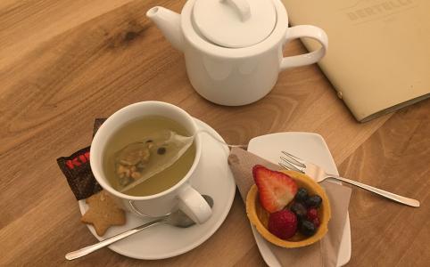 Letizia Bollini: blog a colazione