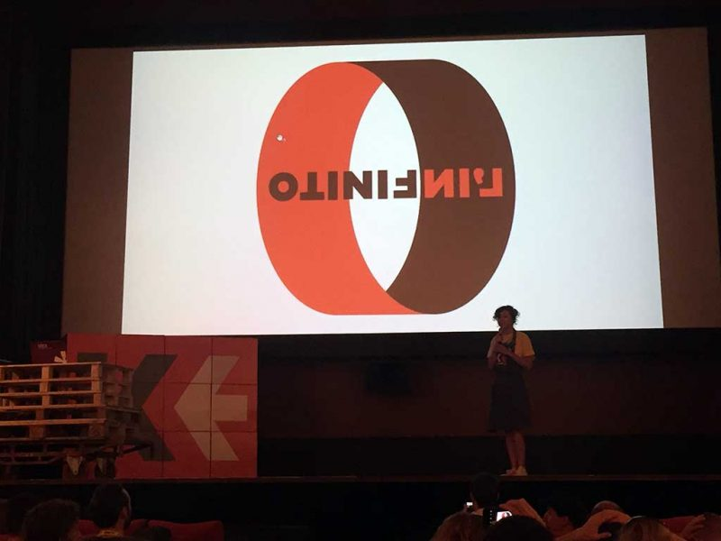 Kerning Conference 2018: l'infinito, Faenza