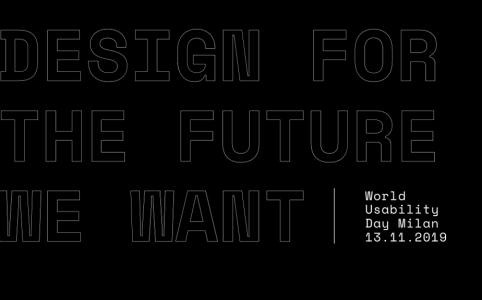 WUD 2019 Milano: World Usability Day